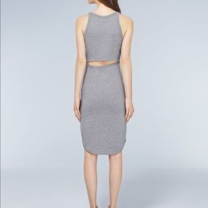 Wilfred Free Aritzia open back dress 👗